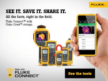 Fluke Connect banner