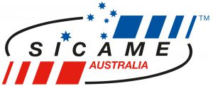 NEW Sicame Aus Logo 2011 TM