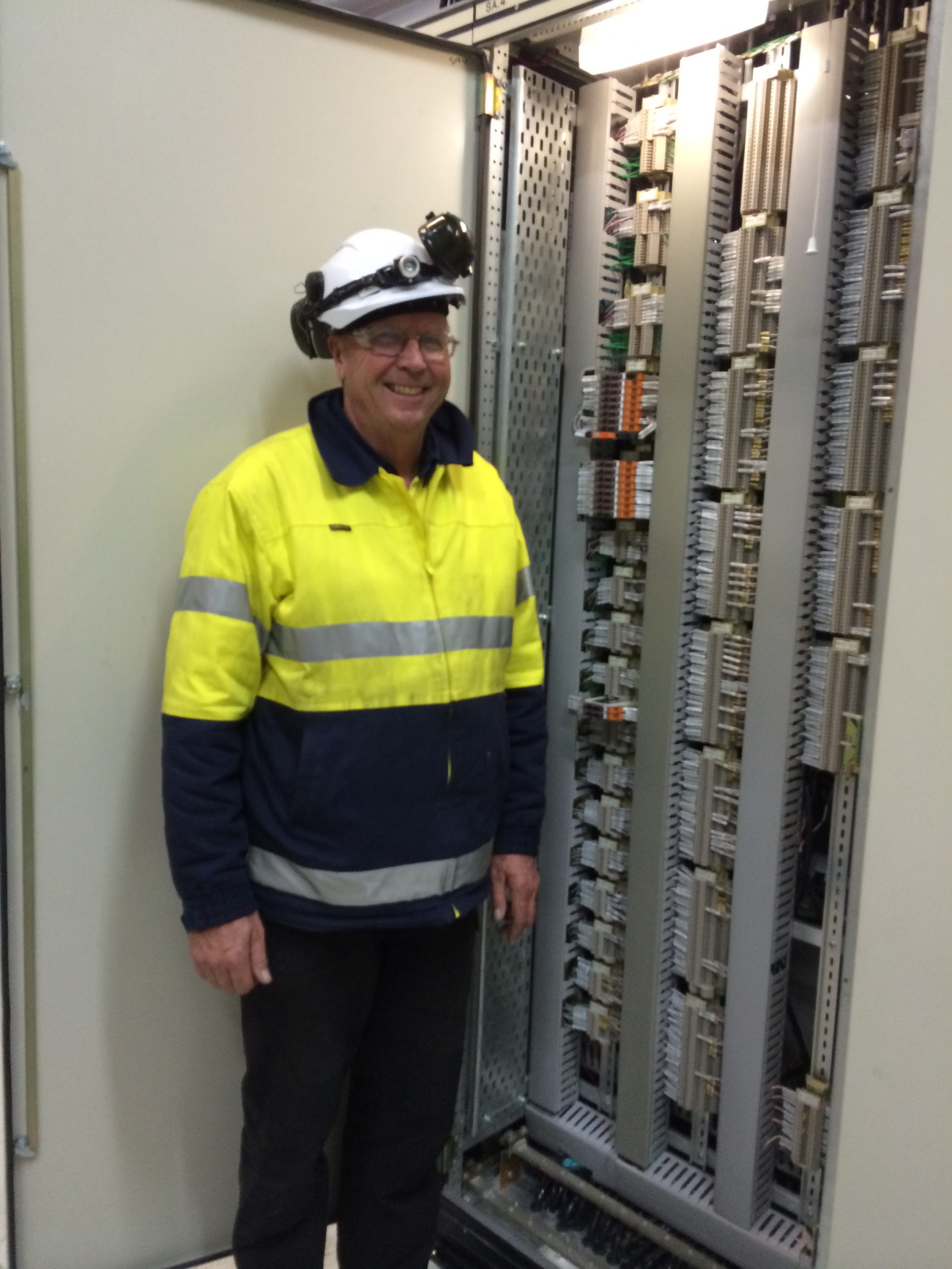 Weidmuller Connectivity Contact Energy Poihipi Rd Terminal Relays John Peters From In Front Of One Controls Panels Full Terminals