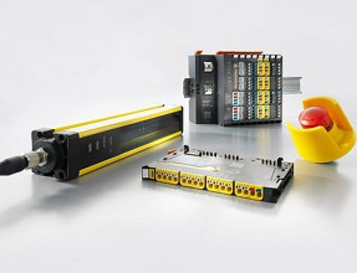 Integrated safety with Weidmuller U-Remote