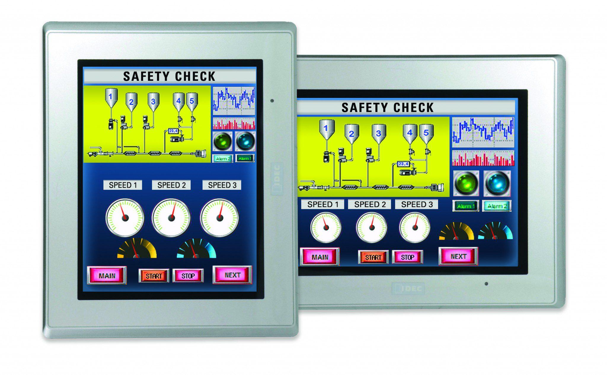Idec Releases Enhanced 5 7 Hmi Hg2g 5t Series Csl Online