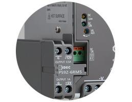 Multiple Voltage Output Additional DC-DC converter units can be added to give you up to three separate output voltages – 5V, 12, and 15V