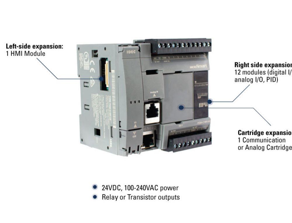 MicroSmart PLC FC6A