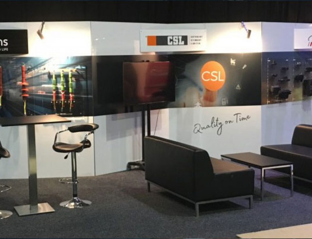 CSL wins Best Stand at EEA