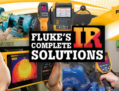 Fluke IR Solutions Offer – EXPIRED