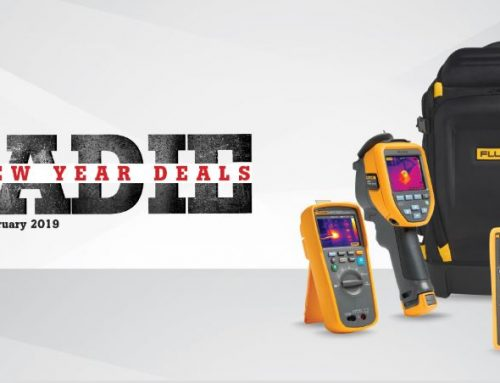 Fluke New Year Deals – Be Quick!