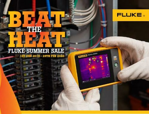 Fluke – Beat The Heat Promotion Summer Deals