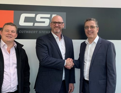 Cuthbert Stewart Limited signs national distribution partnership with Rittal